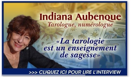 Indiana Aubenque: Guide de la Voyance
